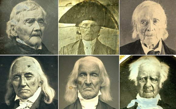 Faces of the American