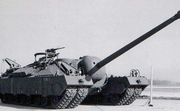 The American T-28 super tank