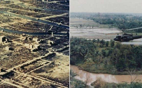 Hiroshima, Nagasaki, Hanoi: