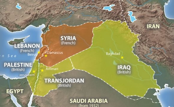 The Sykes-Picot Agreement of