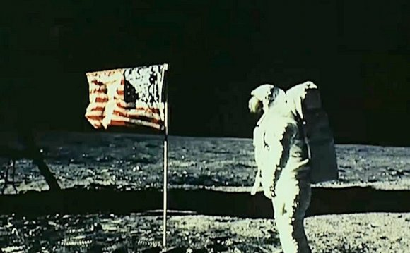 Moonwalk One - Apollo 11