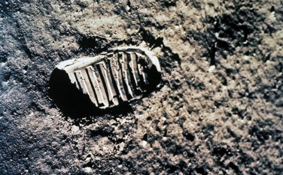 Neil Armstrong s Footprint