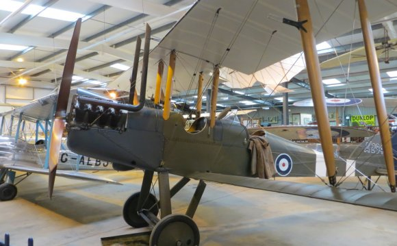 One of World War One Aviation