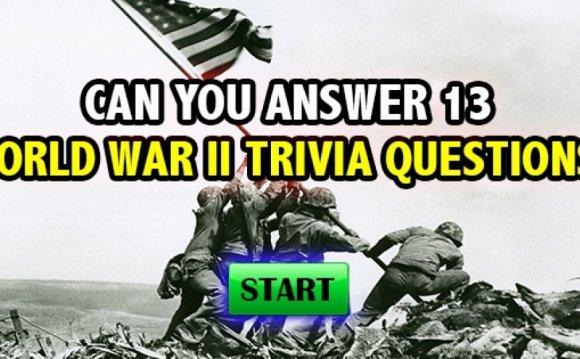 Quizfreak - Can You Answer 13