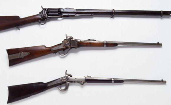 Civil war rifles, civil war