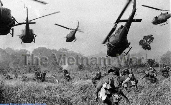 The Vietnam War Picture