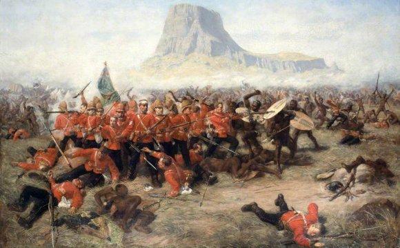 The Last Stand at Isandlwana