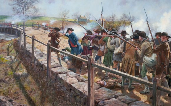 What Happened in the American Revolutionary War?