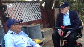 [G] 2 Oldest Pearl Harbor Survivors Reunite 74 Years Later
