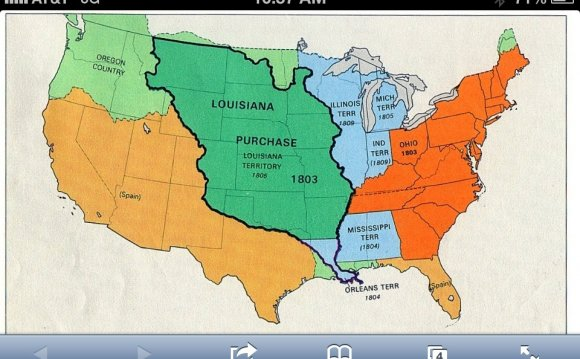 Lewis and Clark Louisiana Purchase