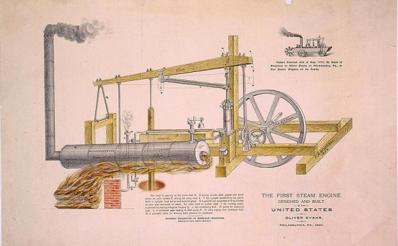 Transportation of the Industrial Revolution
