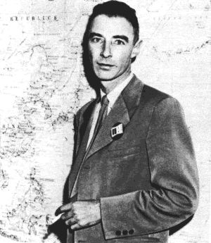 The Manhattan Project - J. Robert Oppenheimer