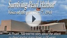 Al Pruett Interview on Pearl Harbor Attack was on the USS