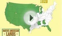 Animated Map Shows Loss of Western Tribal Lands From 1784