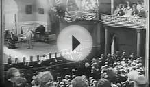 Assassination of Abraham Lincoln in the movie The Birth of