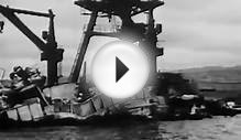 Bombing of Pearl Harbor on 7th December 1941 - Attack on