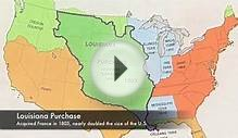Digital Storyboard - Louisiana Purchase and Lewis and Clark