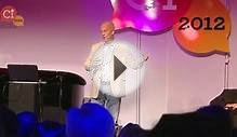 "Jason Drew at Ci2012 - ""From Industrial Revolution to"
