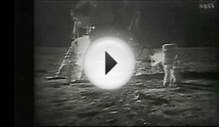Moon landing video released: newly restored copies of the