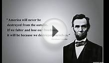 Top 10 Abraham Lincoln Unknown Life Facts