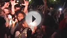 Video From in front of White house after osama bin laden death