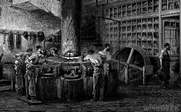 What was the Industrial Revolution About?